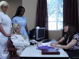 nurse blowjob video