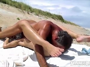 free outdoor beach sex videos pics