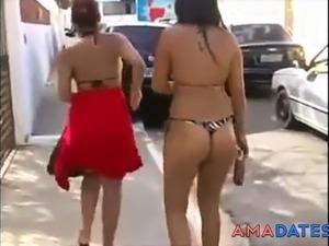 redhead black amateur