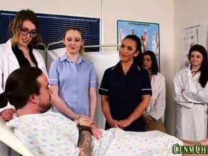 naked nurse girls