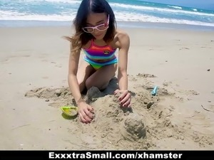 asian sex beach solo