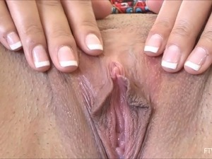 horny ebony masturbation videos