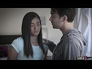 hot teen fuck her young brother