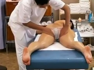 japanese girl massage lesbian