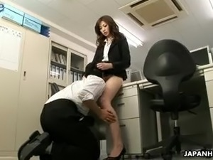 the naked office videos