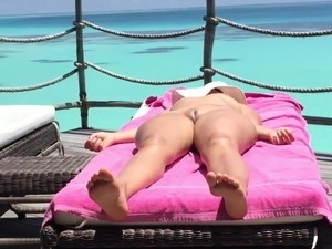 hot free sex vids on beach