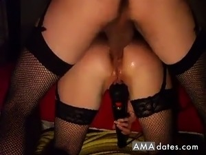 I need my ass fucking now! Filly gets anal creampie