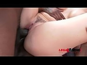 college girl double team video