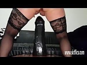 Extreme male masturbation