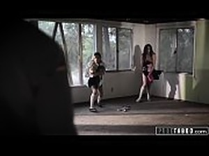 girls punishing guys porn
