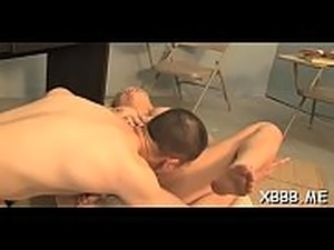 video girl squats on trailer ball