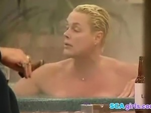 topless big brother video