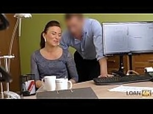Oral sex in office