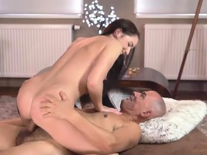 porn old man young girl free
