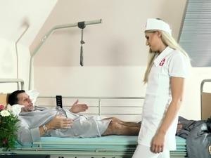 lesbian sex and nurses