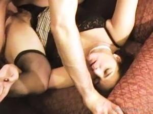 nylons and heels sex video