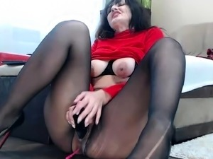 oral sex nylons